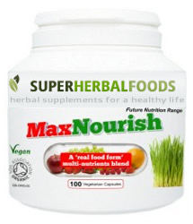 MaxNourish SuperFoods