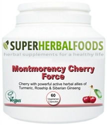 Montmorency Cherry Force