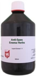 Anti-Spas Enema Herbs